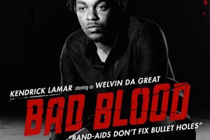 """Kendrick Lamar Starring as """"Welvin Da Great"""" in New Taylor Swift Video?"""