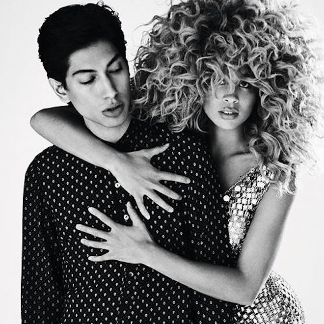 """Lion Babe Releases Their Curtis Mayfield Cover of """"Move On Up"""""""