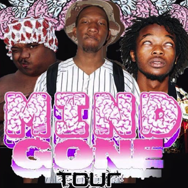 Mike G, Left Brain and Bizarre From D12 Announce the 'Mind Gone Tour'
