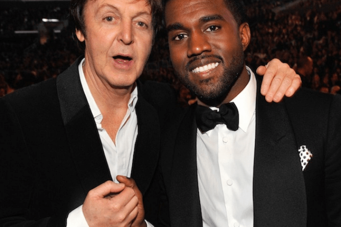 Paul McCartney Compares Collaborating With Kanye West to Working With John Lennon