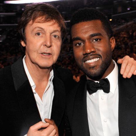 "Paul McCartney's Contribution to ""All Day"" Was Created Before Kanye West Was Even Born"
