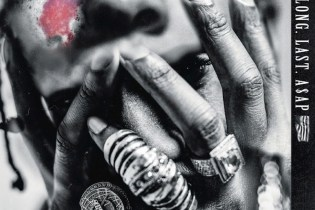 Preview A$AP Rocky's 'At.Long.Last.A$AP' Album Cover Dedicated to A$AP Yams