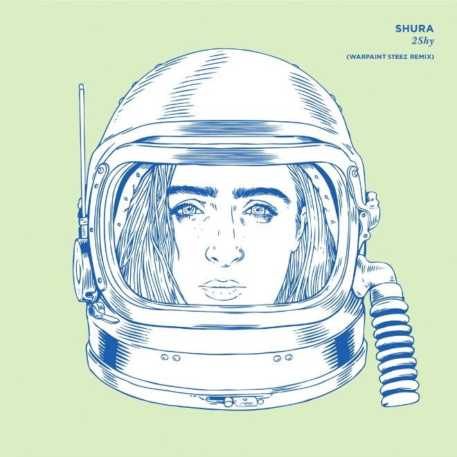 Shura - 2Shy (Warpaint STEEZ Remix)