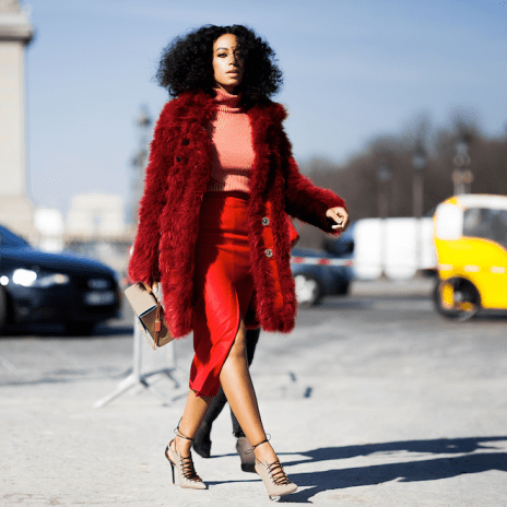 "Solange Debuts New Song, ""Rise,"" Dedicated to Baltimore and Ferguson"