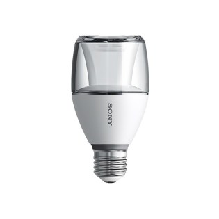 Sony Unveils Light Bulb With Built-In Bluetooth Speaker