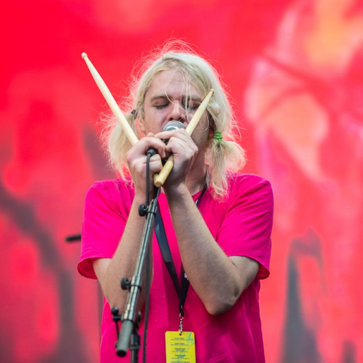 Watch Ariel Pink's Phone-Shot Video for 'I Need A Minute'