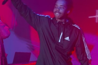 Watch Earl Sweatshirt and BADBADNOTGOOD's Performance on Jimmy Kimmel Live