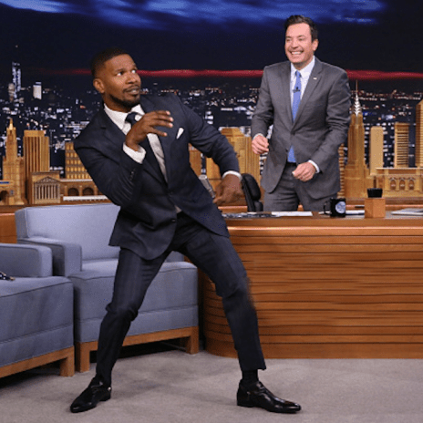 Watch Jamie Foxx Impersonate Mick Jagger, John Legend and Jennifer Hudson