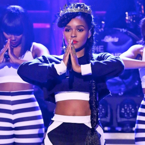 """Watch Janelle Monáe Perform """"Yoga"""" on Jimmy Fallon's Tonight Show With The Roots and Jidenna"""