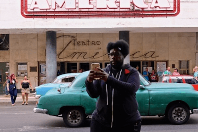 Watch Questlove Return to Havana, Cuba in a Mini-Documentary