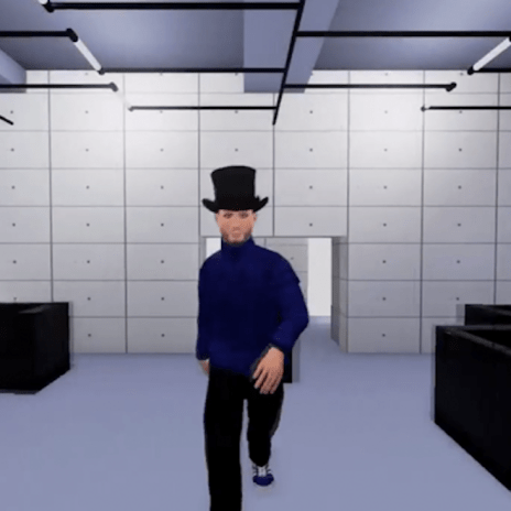 """You Can Now Play the Jamiroquai """"Virtual Insanity"""" Video Game"""