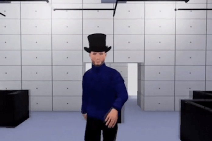 "You Can Now Play the Jamiroquai ""Virtual Insanity"" Video Game"