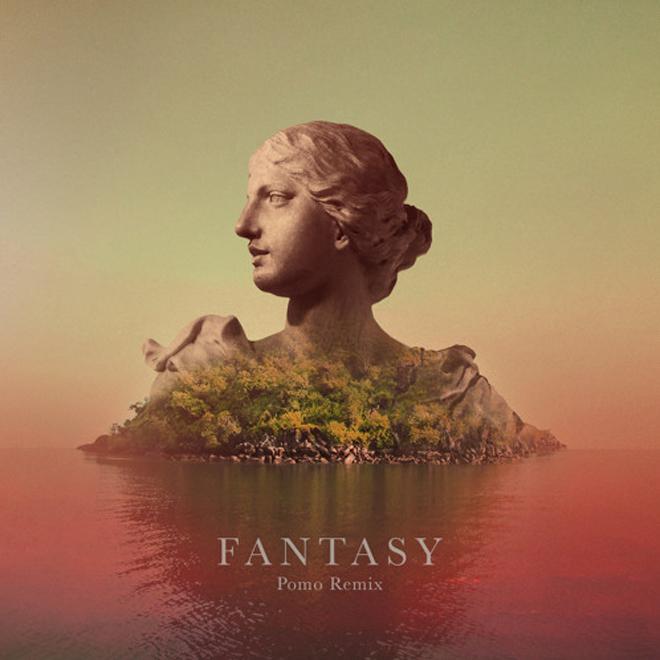 Alina Baraz & Galimatias - Fantasy (Pomo Remix)