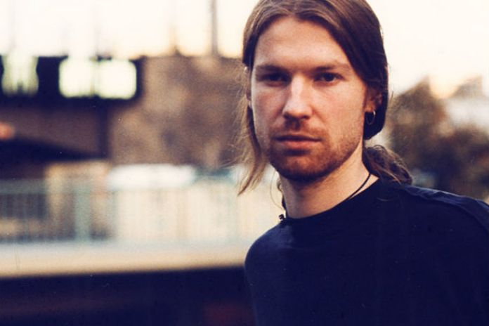 Aphex Twin Releases More Previously Unheard Songs