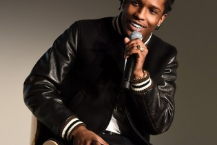 A$AP Rocky Freestyles on 'Sway in the Morning'