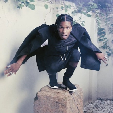 A$AP Rocky Shares Which Artists He's Listening To