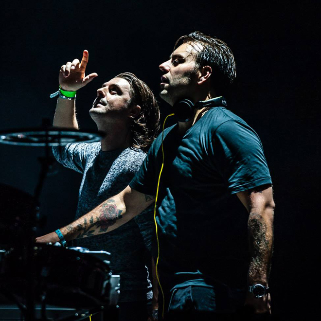 Axwell /\ Ingrosso Release a Revealing New Documentary