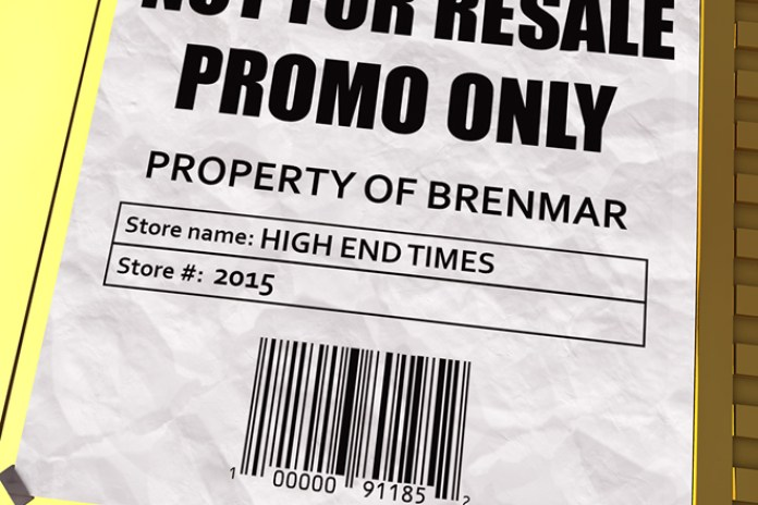 Stream Brenmar's 'Not For Resale' Remix Compilation