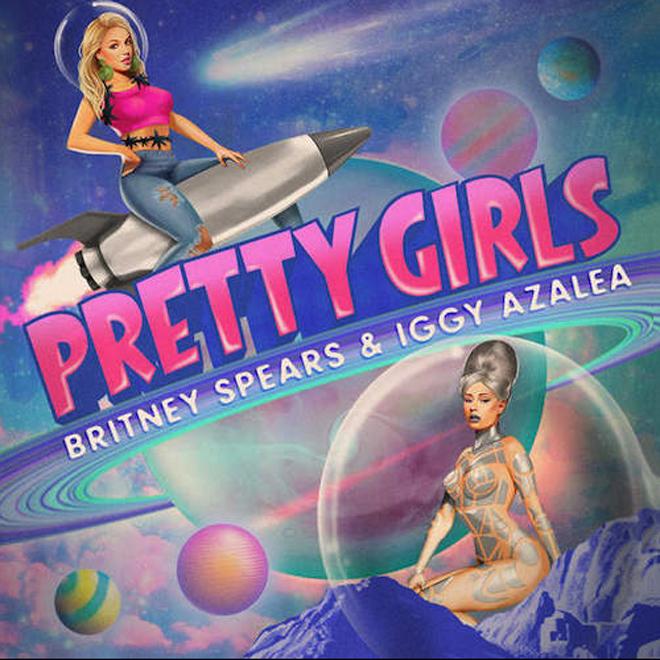 Britney Spears and Iggy Azalea - Pretty Girls