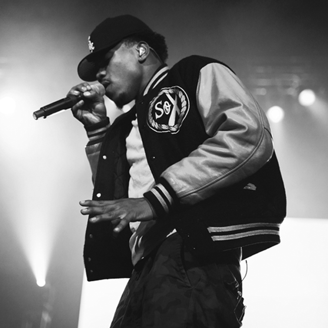 Chance The Rapper Talks Kanye West, SoundCloud, TIDAL and Life Goals at Harvard Lecture