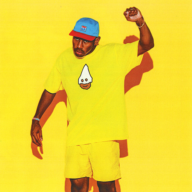 Check out the Golf Wang 2015 Spring/Summer Lookbook