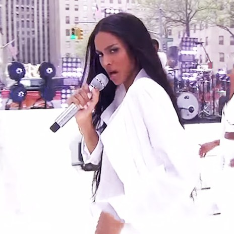 """Ciara Performs """"I Bet"""" Remix on 'Today'"""