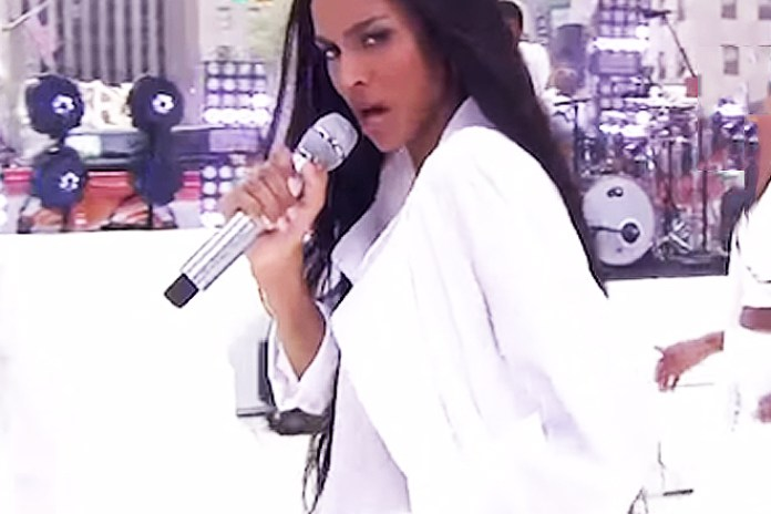 "Ciara Performs ""I Bet"" Remix on 'Today'"