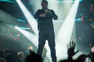 "Diddy, Ma$e and Lil Wayne Perform ""Mo Money, Mo Problems"""