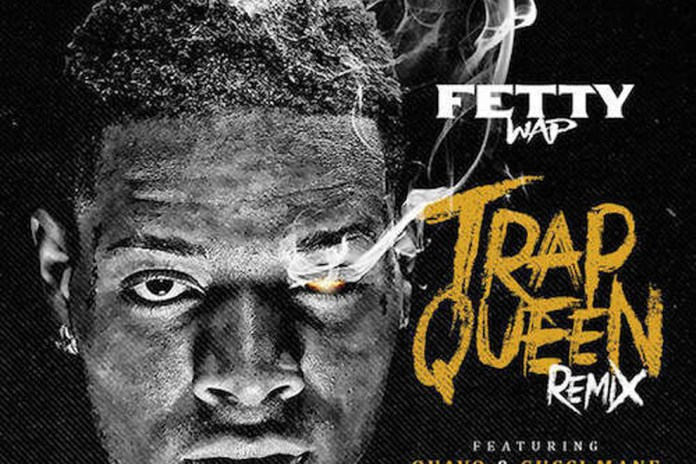 Fetty Wap featuring Gucci Mane and Quavo - Trap Queen (Remix)