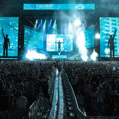 Find Out What the Most Popular Drugs Are at Each Music Festival