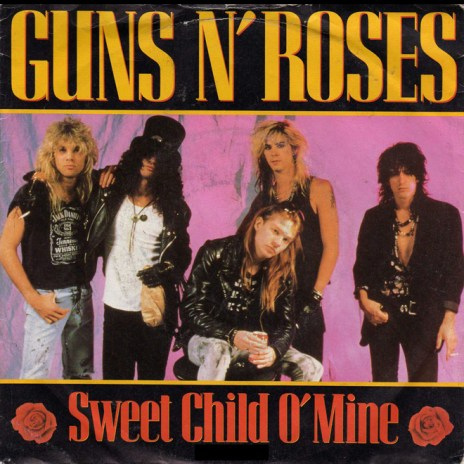 "Guns N' Roses is Accused of Plagiarism For Their 1987 Song ""Sweet Child O' Mine"""