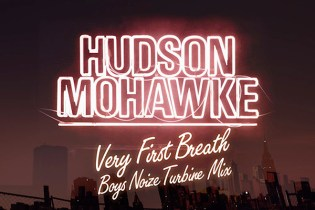 Hudson Mohawke - Very First Breath (Boys Noize Turbine Mix)