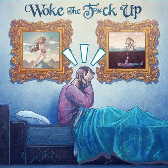 Jon Bellion - Woke the F*ck Up