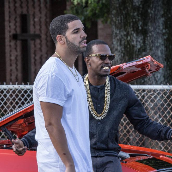 Juicy J featuring Drake & Ty Dolla $ign – Tryna F*ck