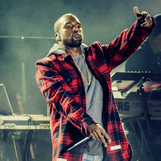 Kanye West Reveals New Album Title