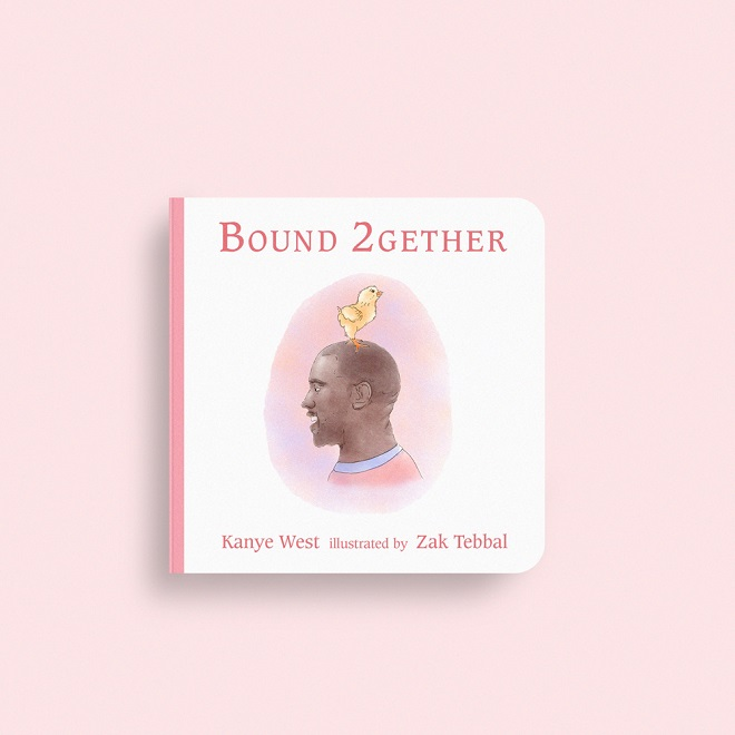 """Kanye West's """"Bound 2"""" Was Turned Into a Children's Book"""