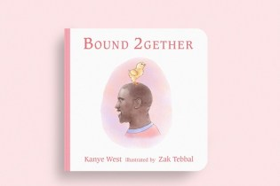 "Kanye West's ""Bound 2"" Was Turned Into a Children's Book"