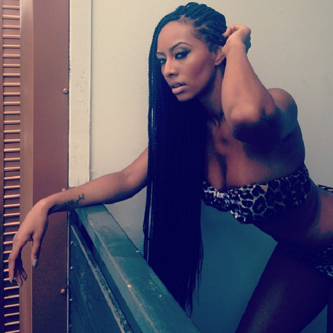 Keri Hilson featuring Young Thug - Keep It 100