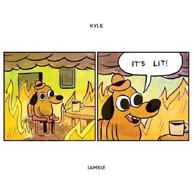 KYLE featuring Iamsu! - It's Lit
