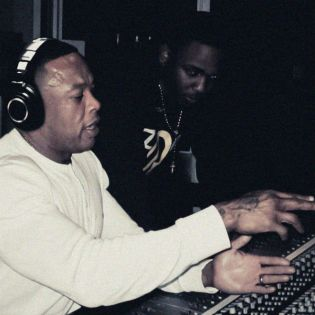 "Listen to Dr. Dre & Kendrick Lamar Link Up on ""2Nite"""