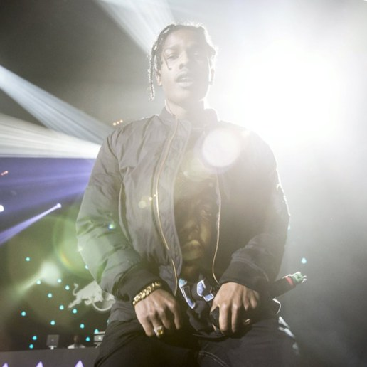 Live Stream A$AP Rocky's Red Bull Music Academy Lecture