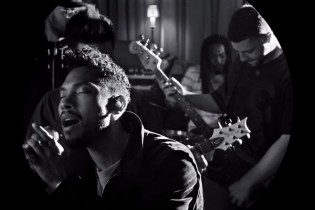 "Miguel Performs Different Take on ""Coffee"" for 'Jack Daniel's Uncut'"