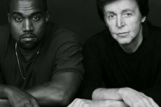 "Paul McCartney Says Kanye West's ""Only One"" Was Inspired by the Beatles' ""Let It Be"""