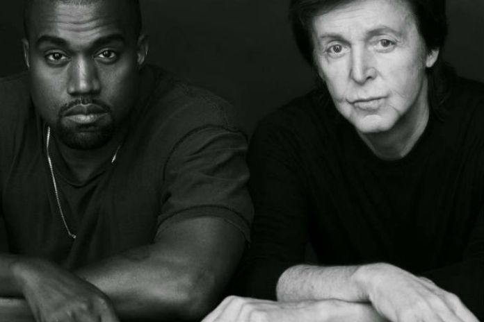 """Paul McCartney Says Kanye West's """"Only One"""" Was Inspired by the Beatles' """"Let It Be"""""""