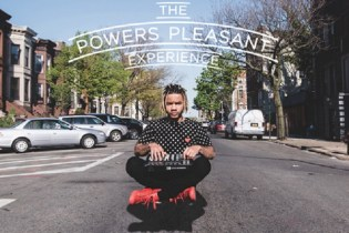 Powers Pleasant featuring Alex Phoenix - Risk