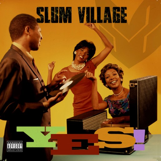 Slum Village featuring BJ The Chicago Kid and Illa J - Expressive