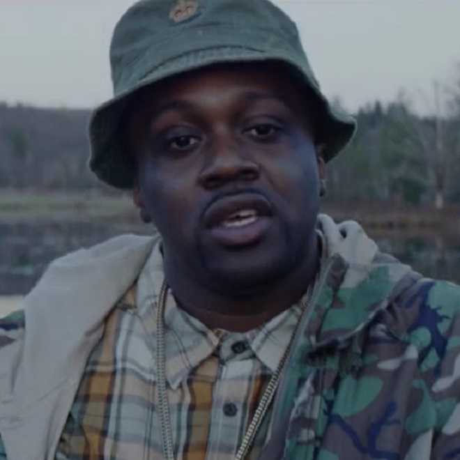Smoke DZA featuring Cam'ron - The Ghost of Dipset