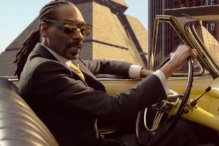 Snoop Dogg featuring Stevie Wonder & Pharrell - California Roll