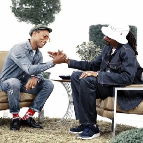 Snoop Dogg & Pharrell Had an In-Depth 'Bush' Exchange