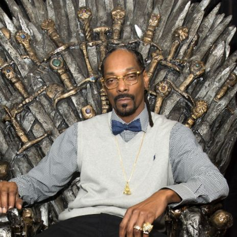 "Snoop Dogg Watches HBO's 'Game of Thrones' for ""Historic Reasons"""